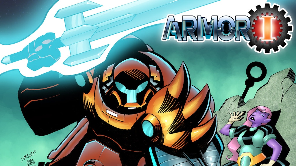 Project image for Armor-I #4