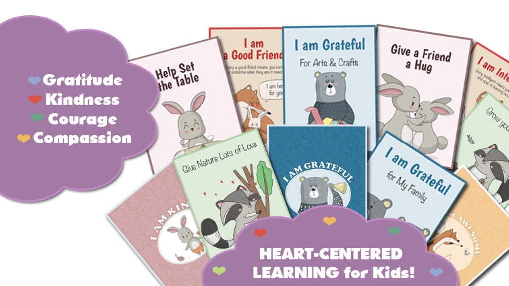 Project image for Heart-Centered Learning for Children