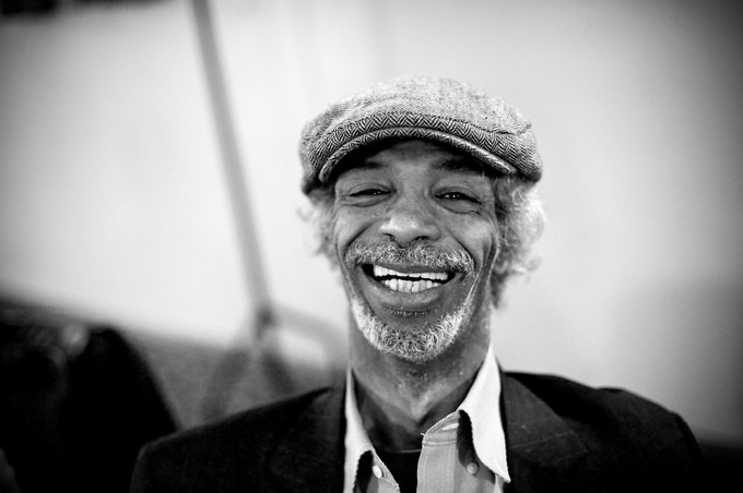 Gil SCOTT-HERON © Mark Mcnulty