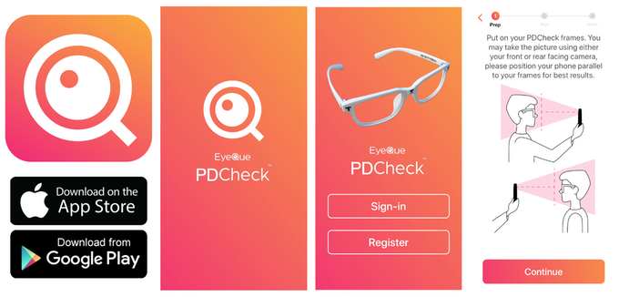 PDCheck - Get the Full Product Story | Vision Test From Home