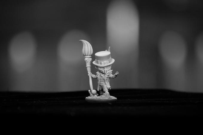 Kickstarter Exclusive Voodoo Chibi Miniature