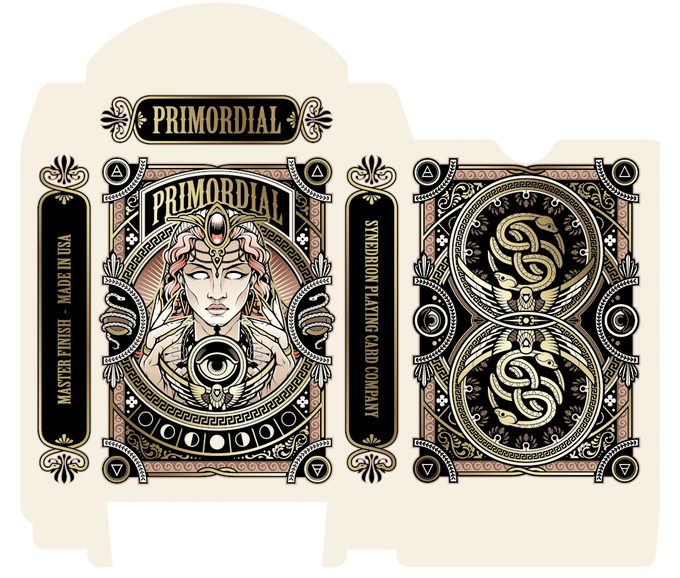 Primordial Aether Deck (Tuck Box)