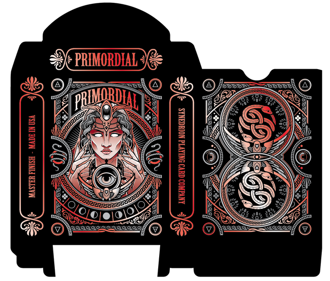 Primordial Chaos Deck (Tuck Box)