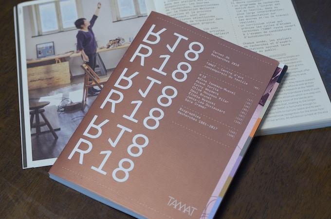 展示カタログ Catalog de l'exposition au TAMAT