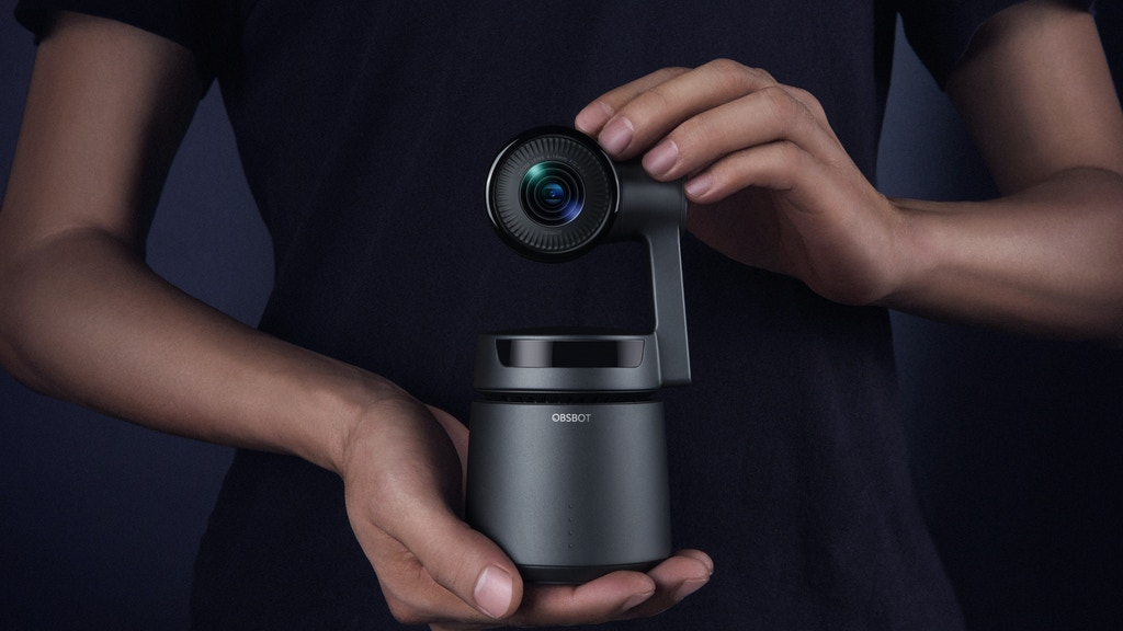 OBSBOT Tail, The World's First Auto-Director AI Camera