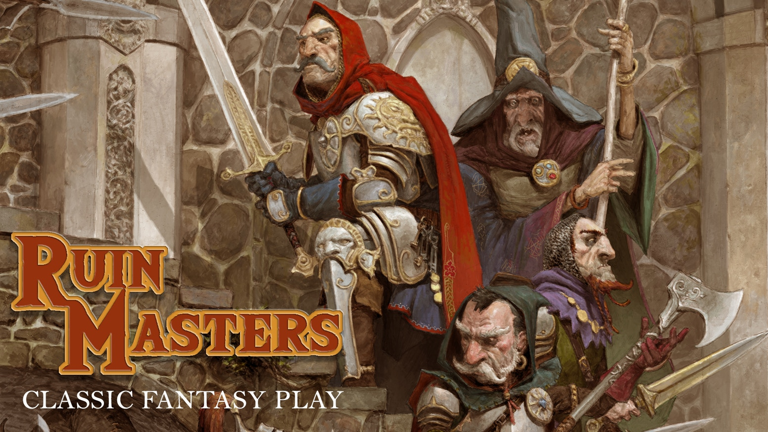 Ruin Masters by RiotMinds — Kickstarter