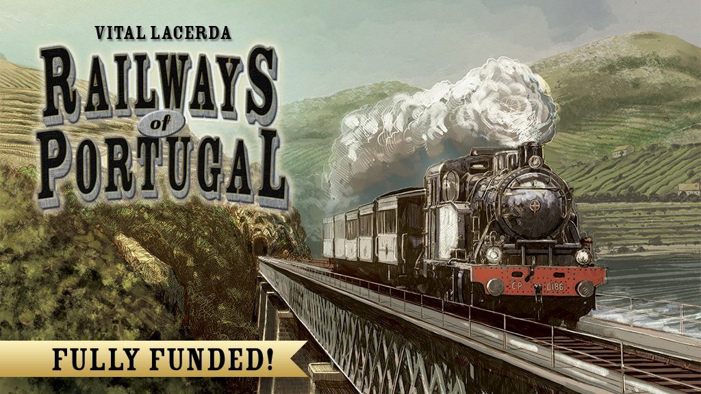 Vital Lacerda's Railways of Portugal, an ROTW expansion project video thumbnail