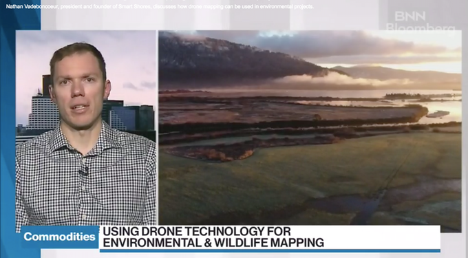 We were featured on Bloomberg BNN and in the Globe and Mail!