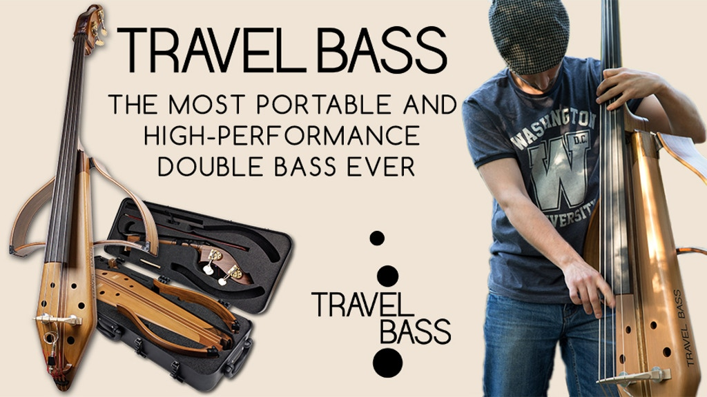 TravelBass: a game changer double bass project video thumbnail