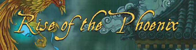 Tsuro: Phoenix Rising - Kickstarter Exclusive Set - 10 years anniversary