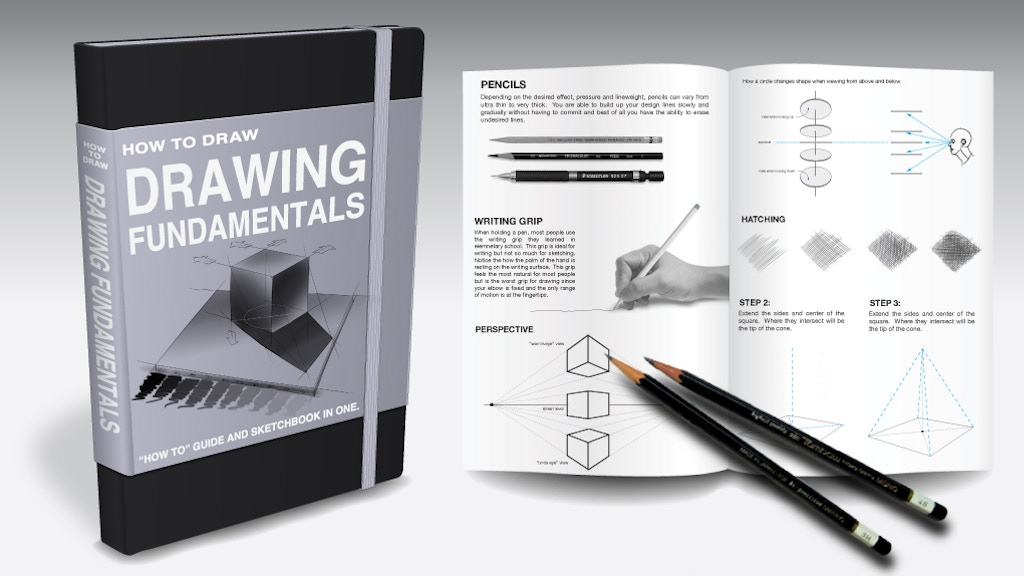 How to draw: BASIC DRAWING FUNDAMENTALS project video thumbnail