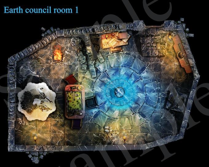Earth room council 1