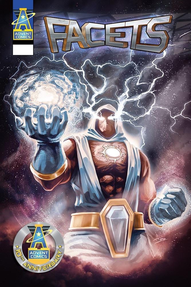 Trinity Cover by Aaron Bolduc