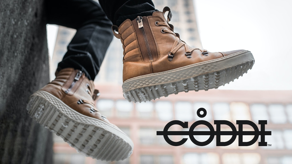 CODDI™ | Boots for your next adventure