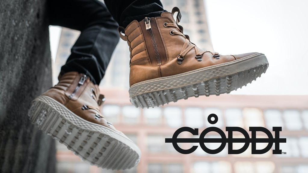 CODDI™ | Boots for your next adventure project video thumbnail