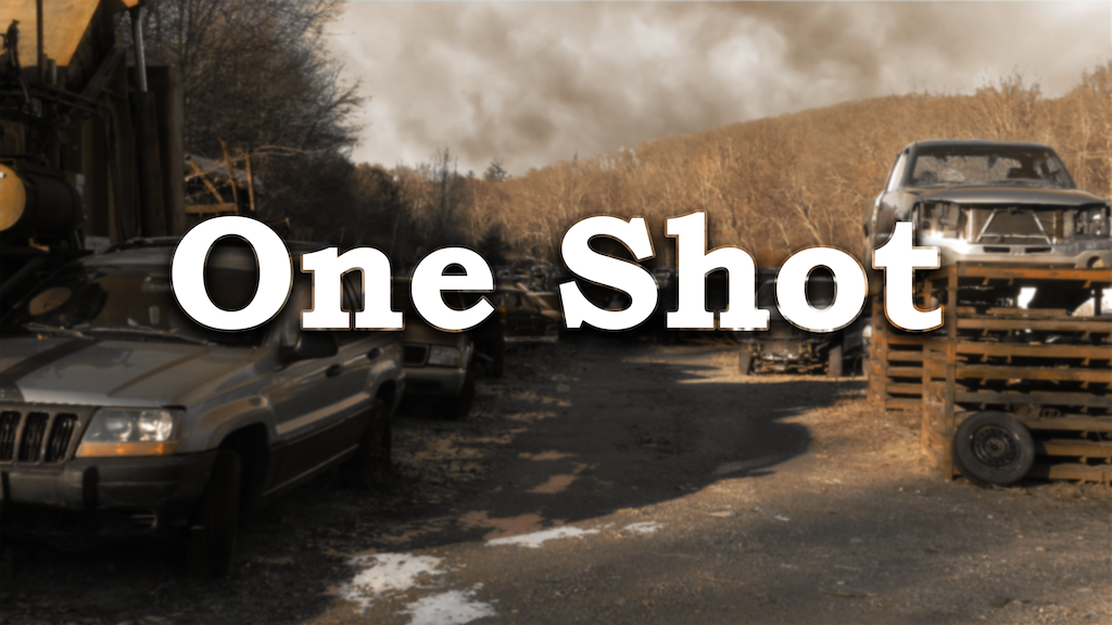 'One Shot' - Zombie Action Short