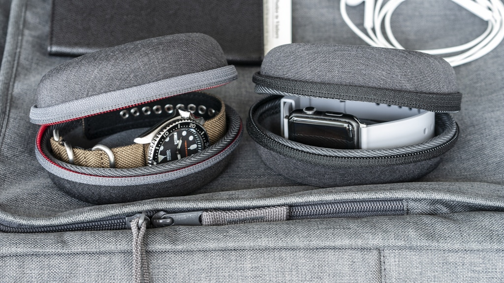 Vario Watch Travel Case project video thumbnail