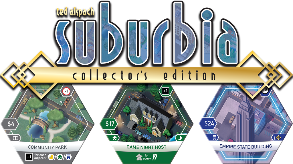 Suburbia Collector's Edition project video thumbnail