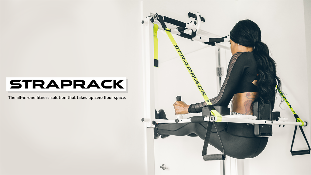 The Straprack Home Fitness Gym project video thumbnail