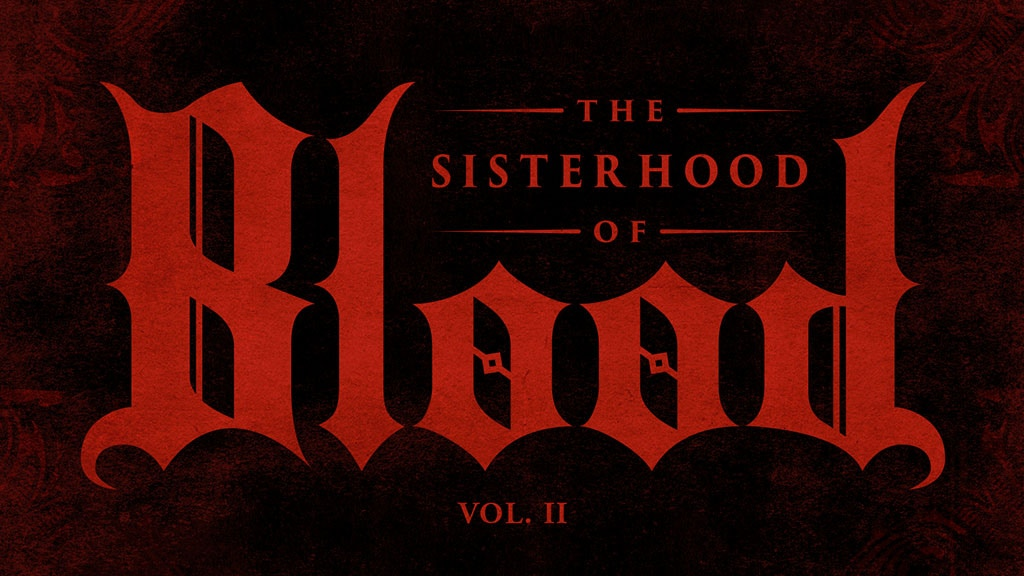 The Sisterhood of Blood - Book Series project video thumbnail