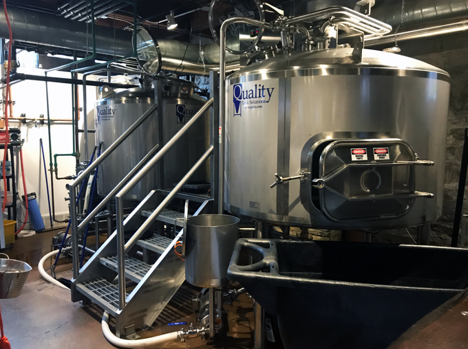 Quality Tank Solutions Brew House