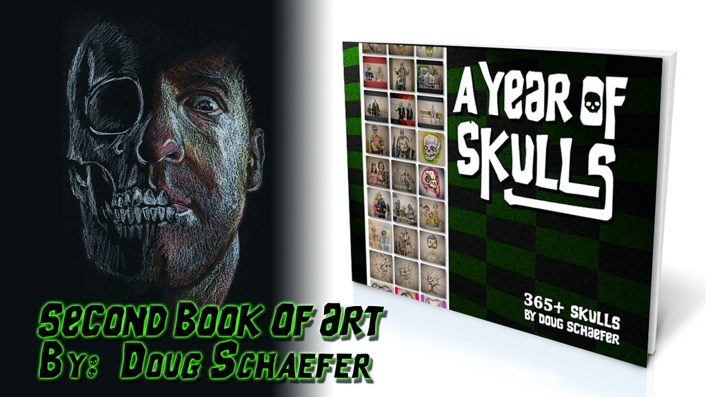 A Year Of Skulls Art Book is the top crowdfunding project launched today. A Year Of Skulls Art Book raised over $1732 from 23 backers. Other top projects include Goblin Farm Frenzy: Alchemy and Blood, Witch Bitch, theres a bitchy witch in all of us, ...