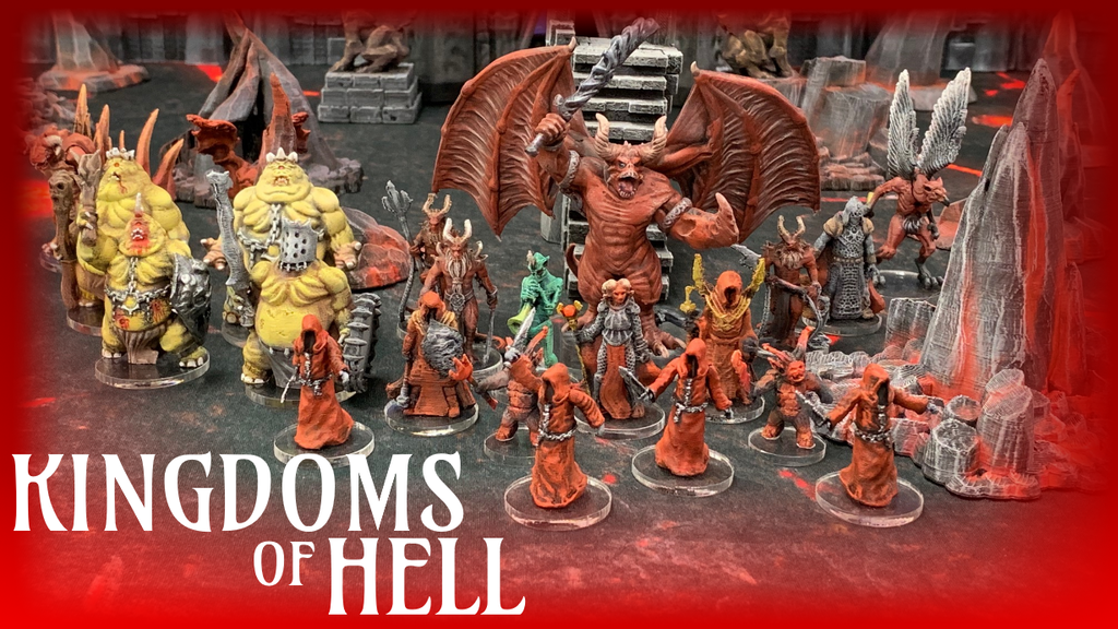 Kingdoms of Hell project video thumbnail