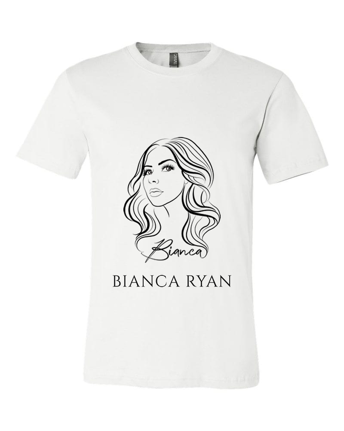 Exclusive Bianca Ryan T-Shirt made just for Kickstarter supporters.
