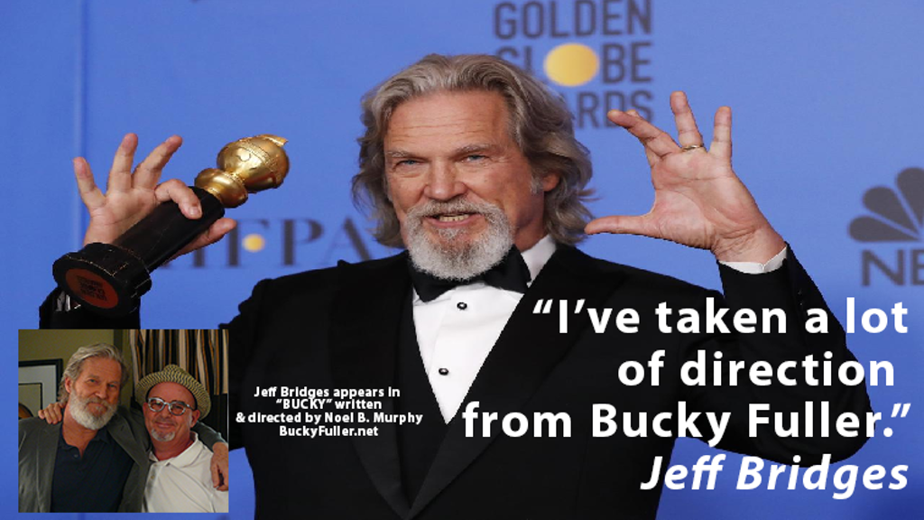 Jeff Bridges said Trimtab? Take The Bucky Fuller MasterClass