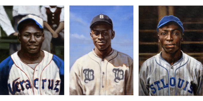 ff17e38c8fe Negro Leagues Centennial Team Bobblehead Series by Phil Sklar ...