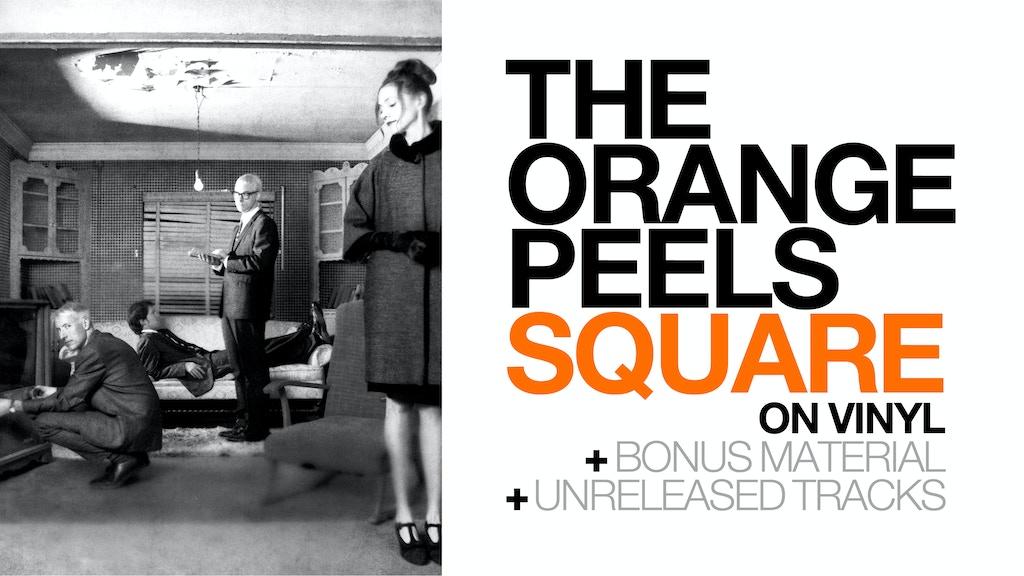 The Orange Peels: Square³ project video thumbnail