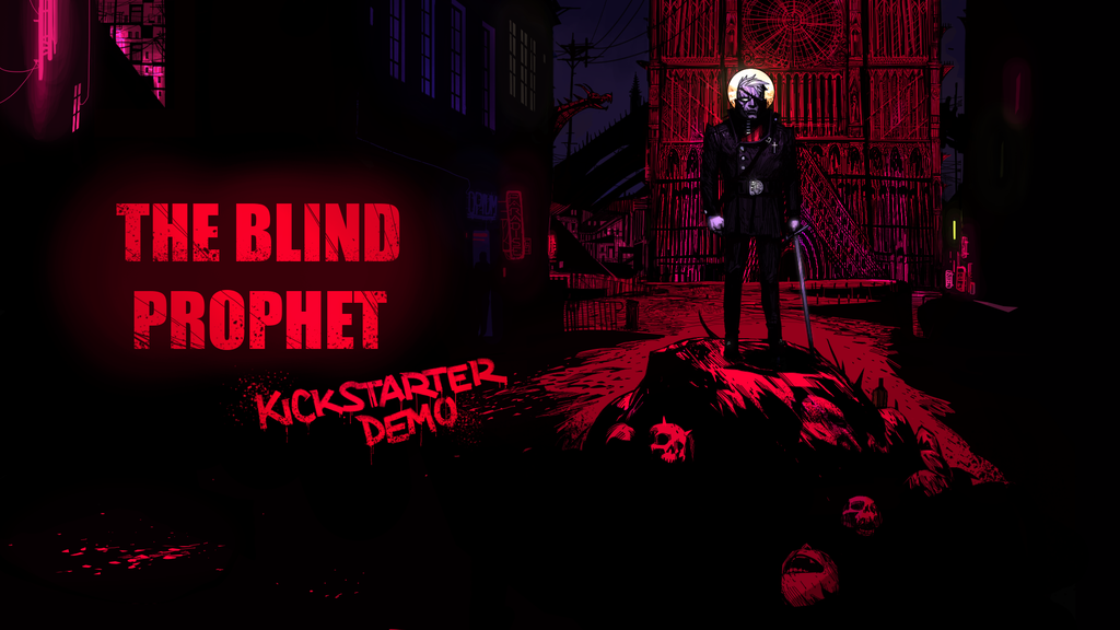 The Blind Prophet - Blood of the Apostle project video thumbnail