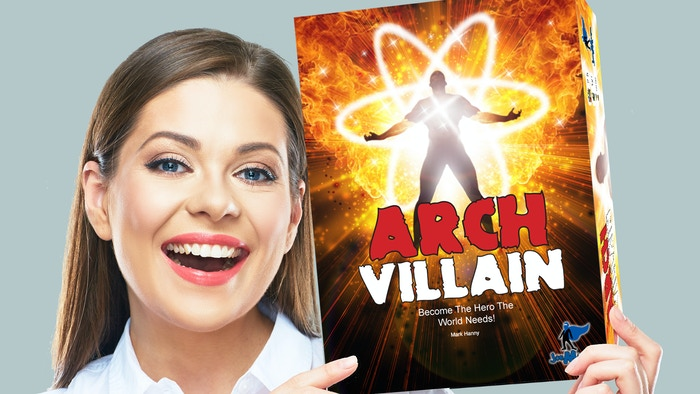 Can You Become a Powerful Hero Before the Arch Villain Takes You Out?