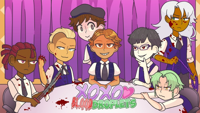 Love. Kill. Try not to die. Probably die anyway. An adorably brutal adventure with an absurd 150 ending count! (GxB, yandere otome)