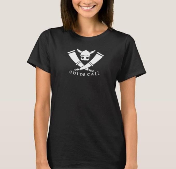Odin's Call Women's T-Shirt Front