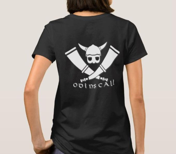 Odin's Call Women's T-shirt Back