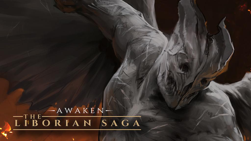 Awaken: The Liborian Saga project video thumbnail