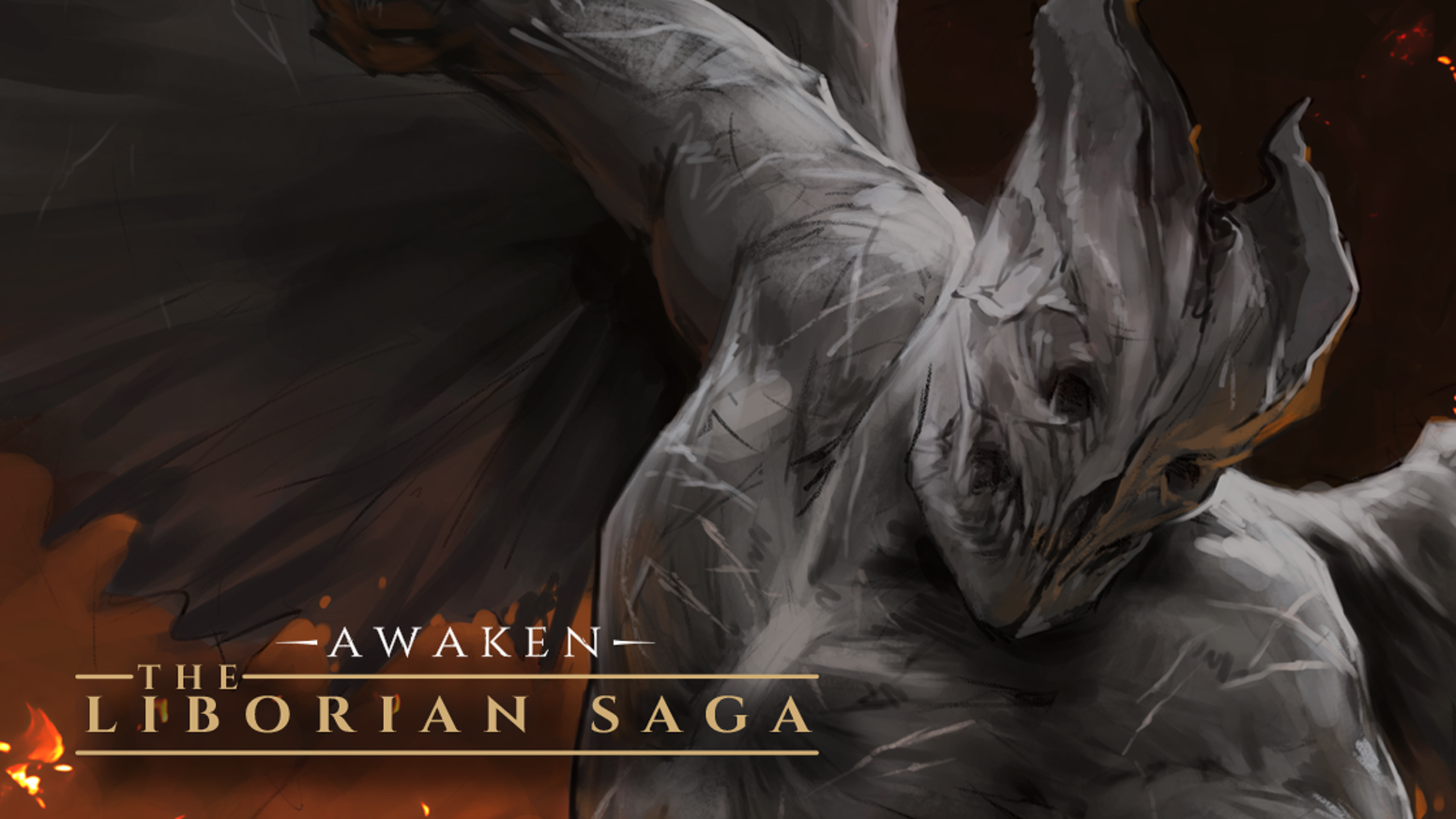 "Return to dark fantasy Awaken RPG, with the regional book ""The Liborian Saga"", and face the nightmares in the dark and in your heart."