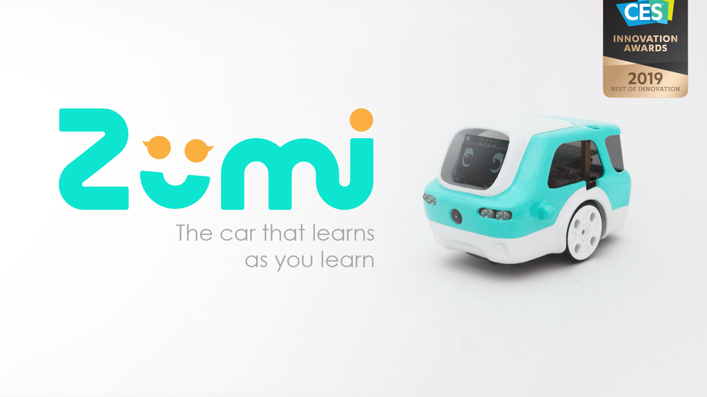 Zümi: Driving into The World of AI