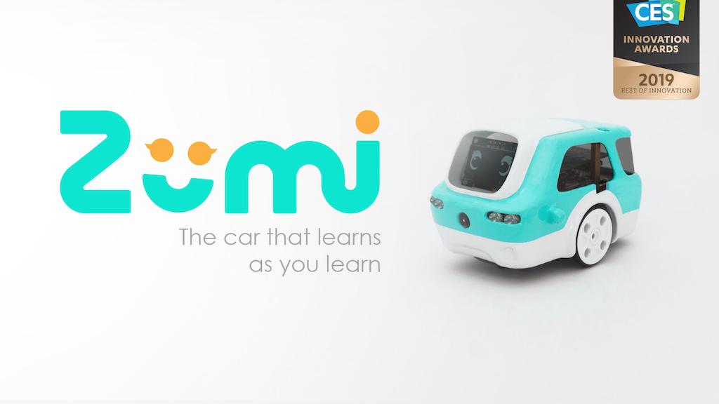 Zümi (Zumi): Driving into The World of AI project video thumbnail