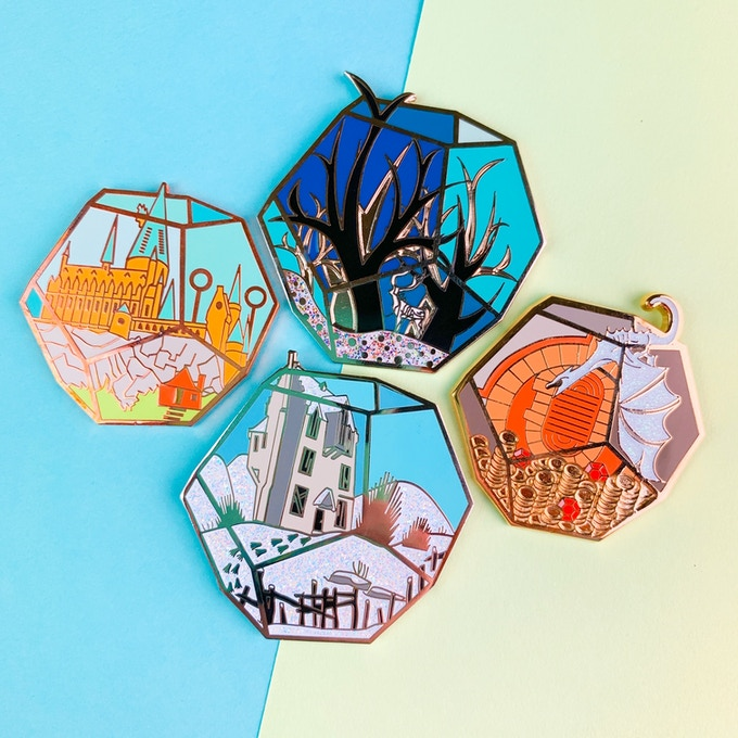 Heremeow's Pin Examples