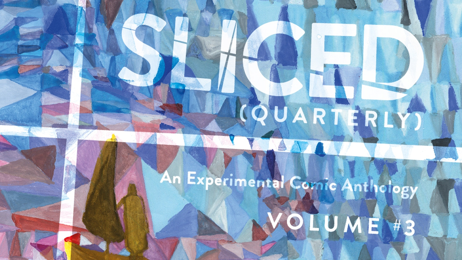 Sliced Quarterly Vol. 3 collects issues #9-12 of the experimental comic anthology. Featuring simple stories told in extraordinary ways.