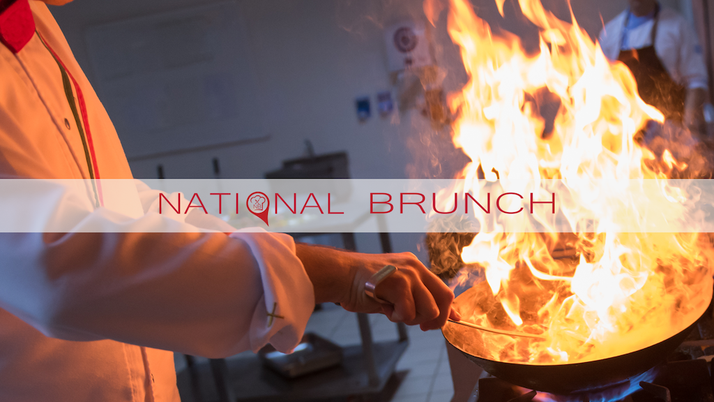 NATIONAL BRUNCH: Web & Mobile Food Ordering Platform