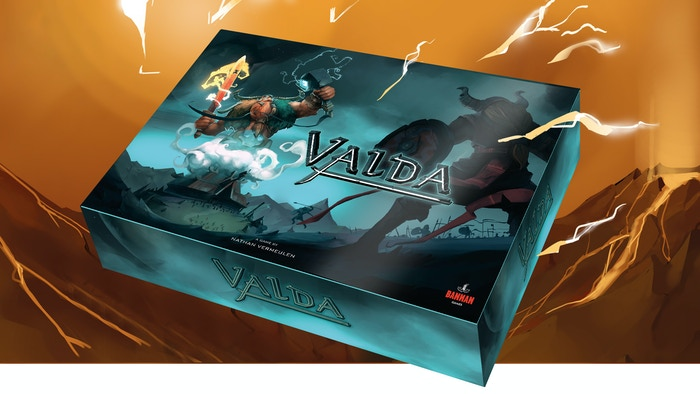 A 2-5 player strategy tabletop game set in a beautiful mythic world. Fight enemies, build temples and gather followers to become a god!
