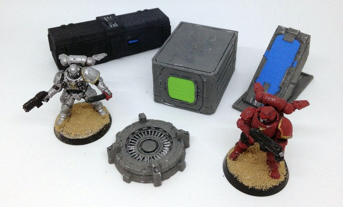 Some more models at smaller scale