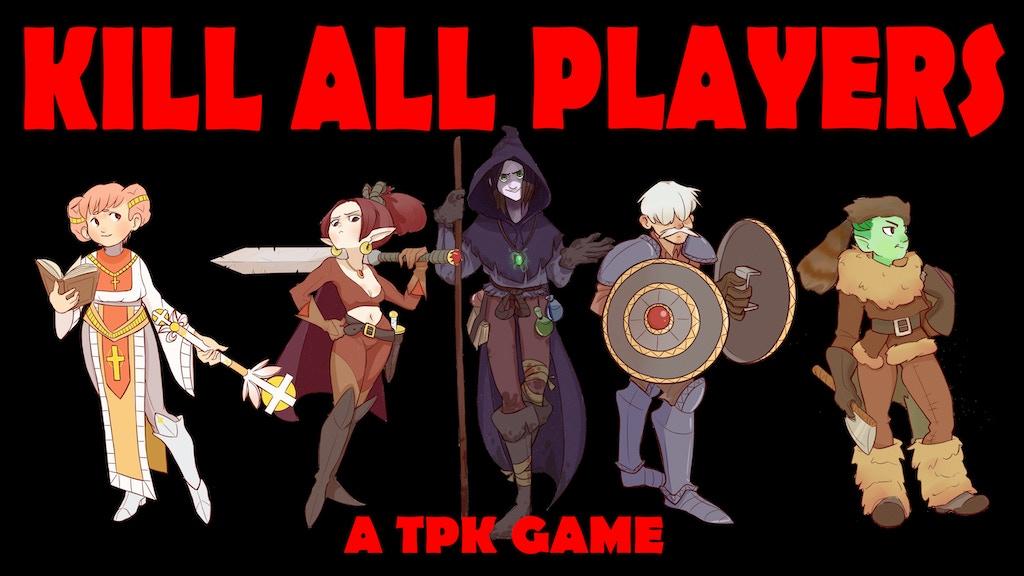Kill All Players project video thumbnail