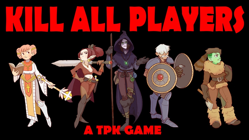 Kill All Players project video thumbnail
