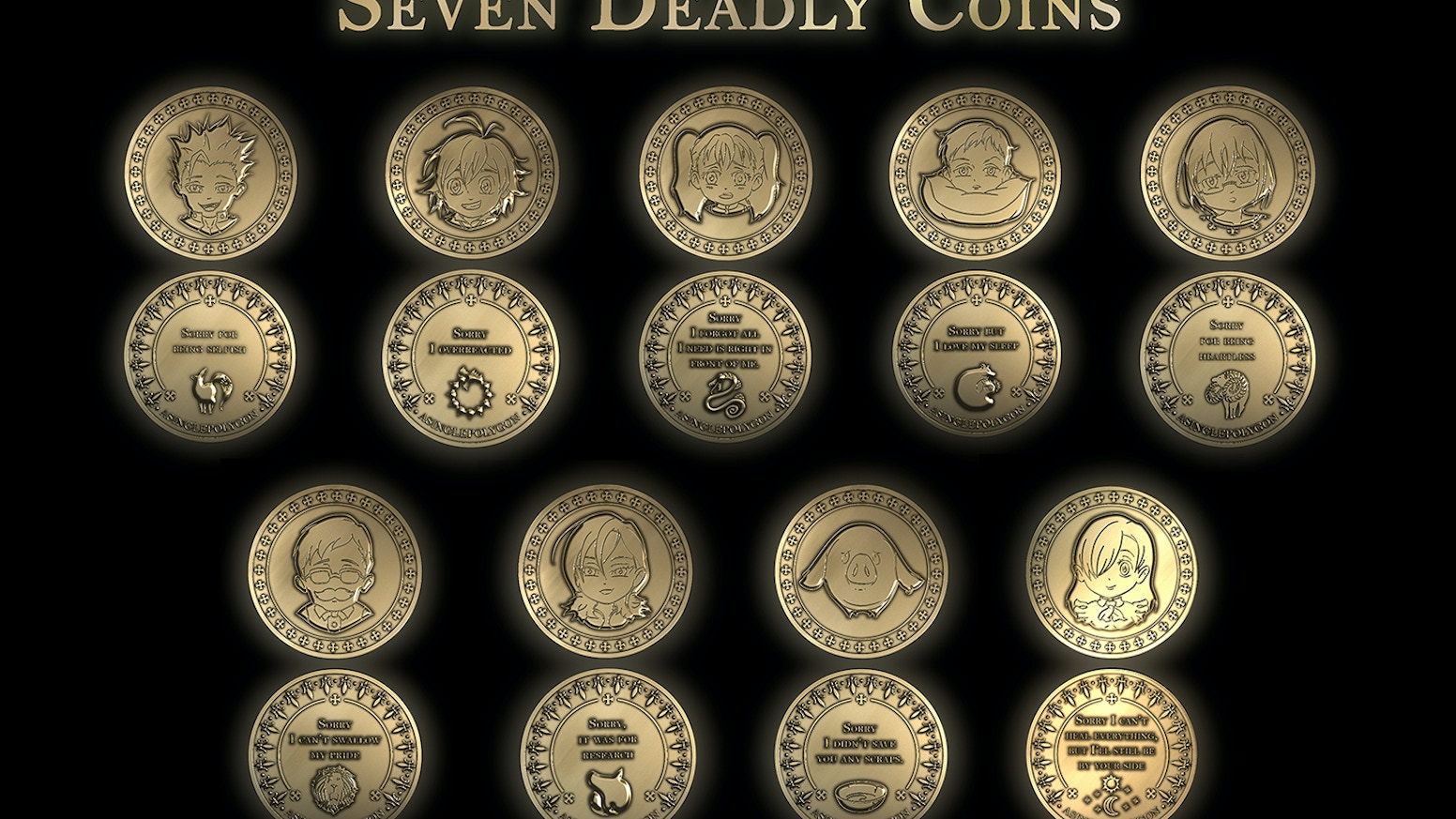 The Seven Deadly Coins by Matt Hinrichs — Kickstarter