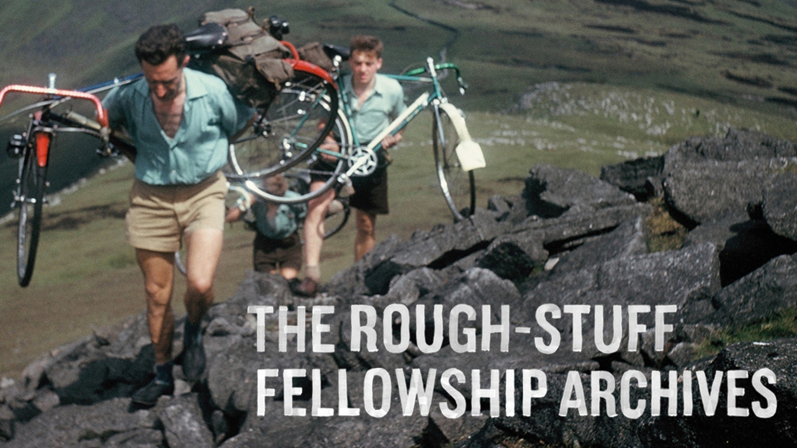 Adventures with the world's oldest off-road cycling club …… STILL AVAILABLE TO ……