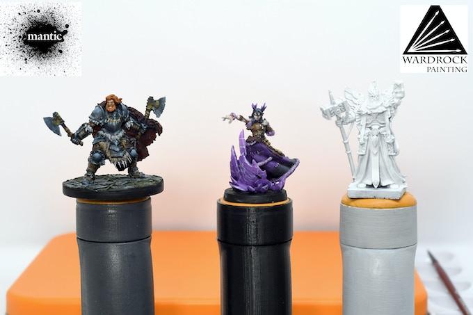 Mantic games: Kings of war miniatures